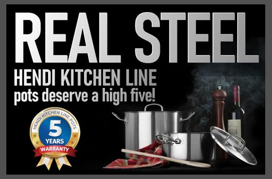 Hendi Kitchen Line offer
