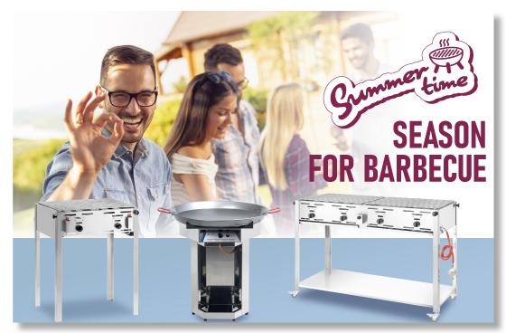 Season for barbecue