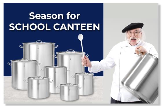 Season for School Canteen