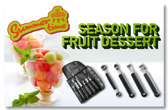 Season for Fruit Dessert